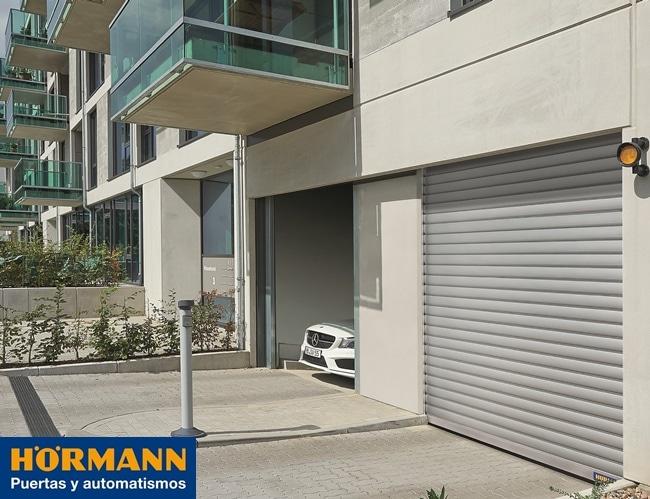 Puertas de garajes comunitario en torremolinos puertamatic - Puertas de garaje malaga ...