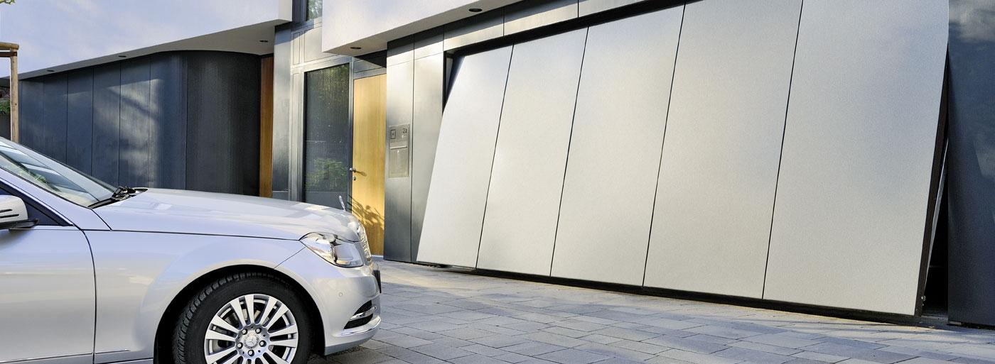 Puertas de garajes comunitario en marbella puertamatic - Puertas para garajes ...